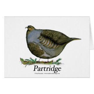 partridge, tony fernandes card
