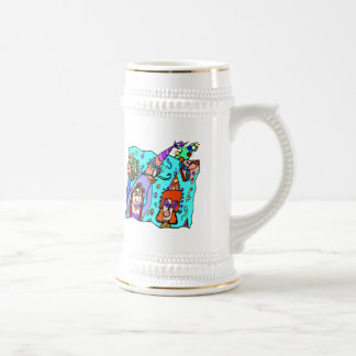Party Animal 50th Birthday Gifts Mugs