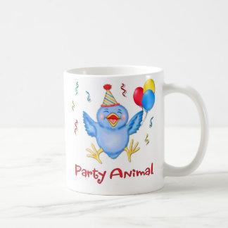 Party Animal Basic White Mug