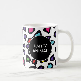 Party Animal Coffee Mugs