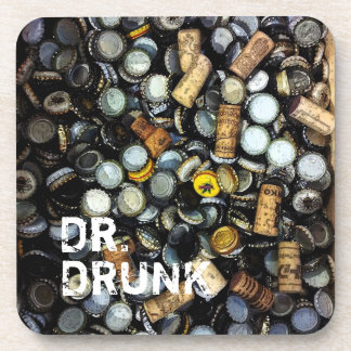Party Animal - Dr Drunk Coaster