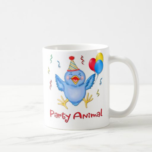 Party Animal Mugs