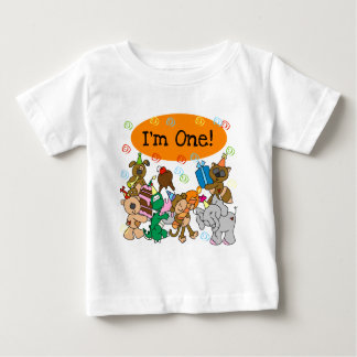 Party Animals 1st Birthday Tshirts and Gifts