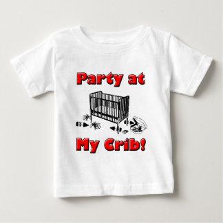 Party at my Crib! Baby T-Shirt