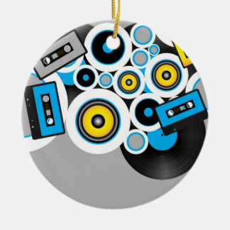 Party Background Ornament