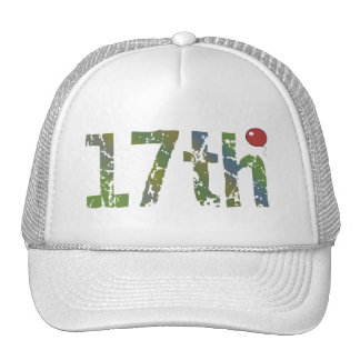 Party Balloon 17th Birthday Gifts Cap