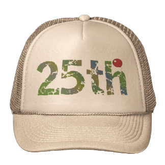 Party Balloon 25th Birthday Gifts Cap
