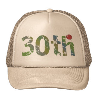 Party Balloon 30th Birthday Gifts Cap