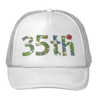 Party Balloon 35th Birthday Gifts Cap