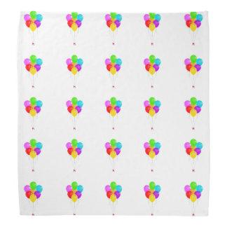 Party Balloons Bandana