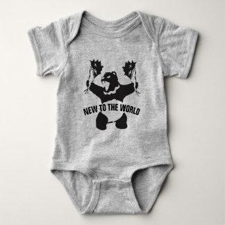 Party Bear Baby Bodysuit
