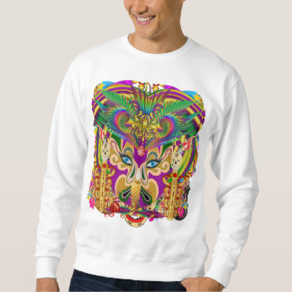 Party Combo Pk Pick from Witch Doctor Jester Clown Sweatshirt