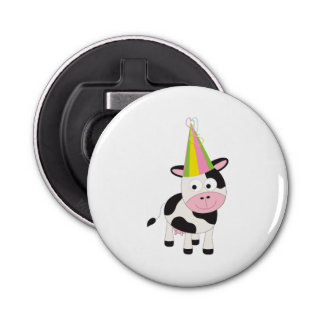 Party Cow Bottle Opener