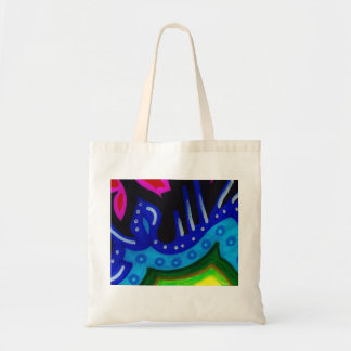 Party Creature Budget Tote Bags