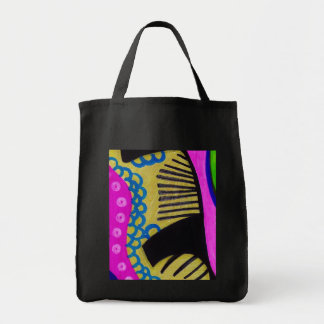 Party Creature Grocery Tote Grocery Tote Bag