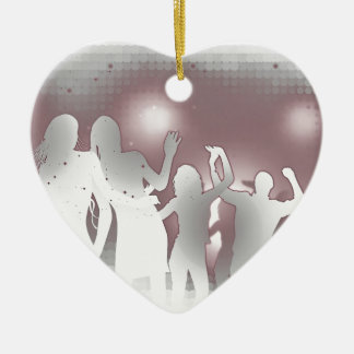 Party Christmas Ornament