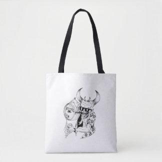 Party Demon Tote Bag