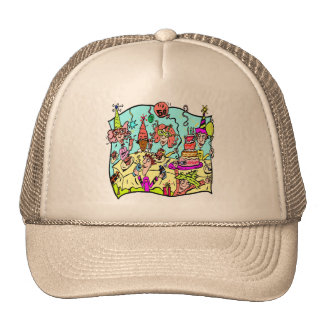 Party Down 50th Birthday Gifts Cap