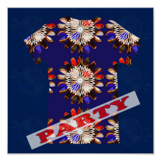 PARTY Event Gettogether FUN- HAPPY Display GIFTS Posters