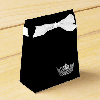 Party Favor Box Pageant Crown