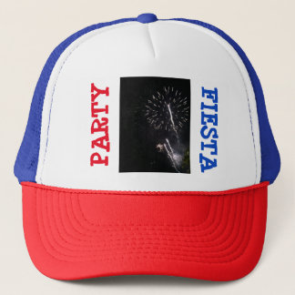 PARTY FIESTA TRUCKER HAT