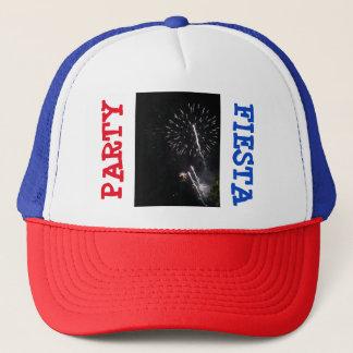 PARTY FIESTA TRUCKER HAT