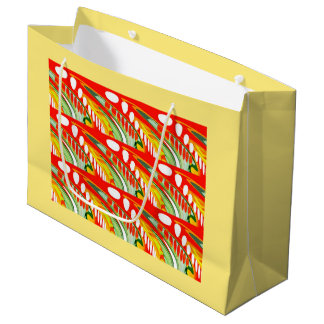 Party girl large gift bag