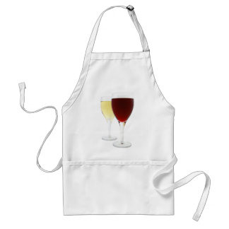Party Glasses Drink Wine Drinking Alcohol Destiny Standard Apron