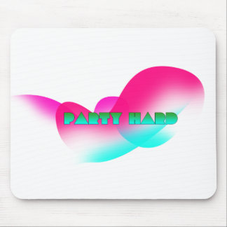 Party Hard Mousepad