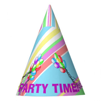 PARTY HAT - MELODY'S COLLECTION - PARTY-TIME