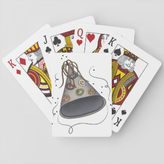 Party Hat Playing Cards