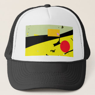 Party in the desert trucker hat