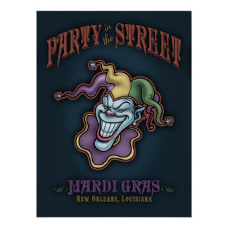 Party in the Street Poster