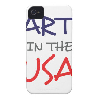 PARTY IN THE USA iPhone 4 CASE