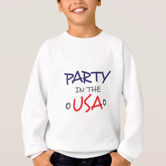 PARTY IN THE USA SWEATSHIRT