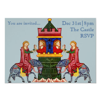 Party invitation - Customizable