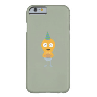 Party light bulb with cake Zt59y Barely There iPhone 6 Case