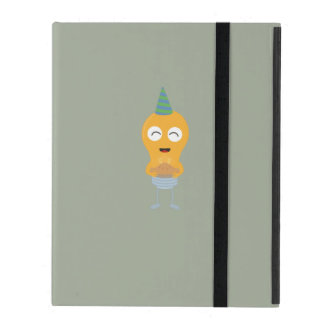 Party light bulb with cake Zt59y iPad Cover