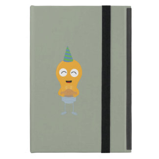 Party light bulb with cake Zt59y iPad Mini Case