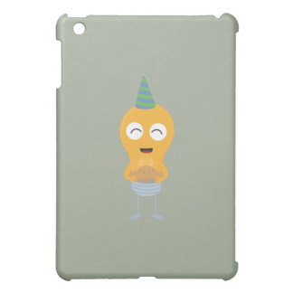 Party light bulb with cake Zt59y iPad Mini Cover