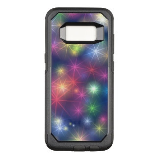 Party Lights OtterBox Commuter Samsung Galaxy S8 Case