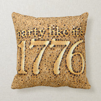 Party Like It's 1776 Cushion