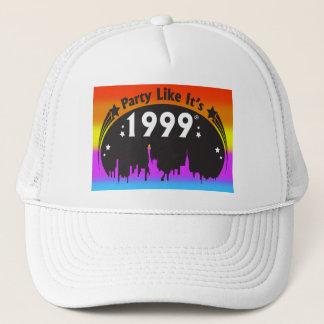 Party Like It's 1999® - Baseball Cap - Des 02 NY R