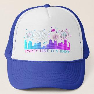Party Like It's 1999® - Baseball Cap - Des 04 Digi