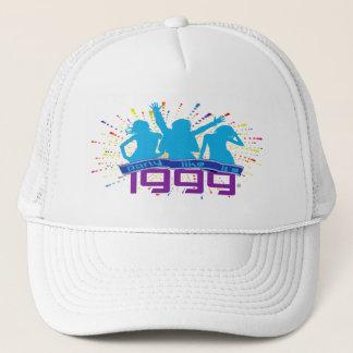 Party Like It's 1999® - Baseball Cap - Des 09 Cyan