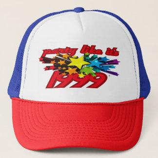 Party Like It's 1999® - Baseball Cap - Des 10 Star