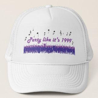 Party Like It's 1999® - Baseball Cap - Des 14 Purp