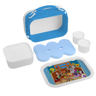 Party Lunch Box - Happy Party!