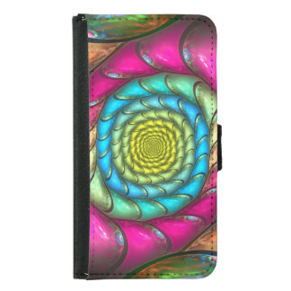 Party Melt Samsung Galaxy S5 Wallet Case