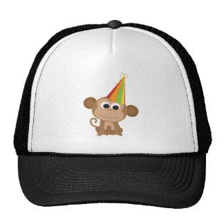 Party Monkey Hats